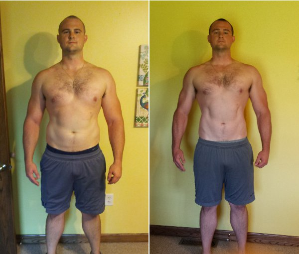 Lost 12 pounds on the 21 day fix
